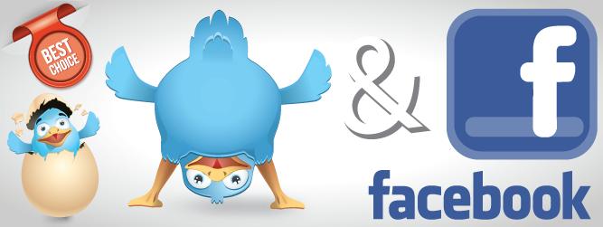 [Pelatihan] Mendapatkan Follower Twitter & Facebook Like & Fans - Gratis & Terbatas