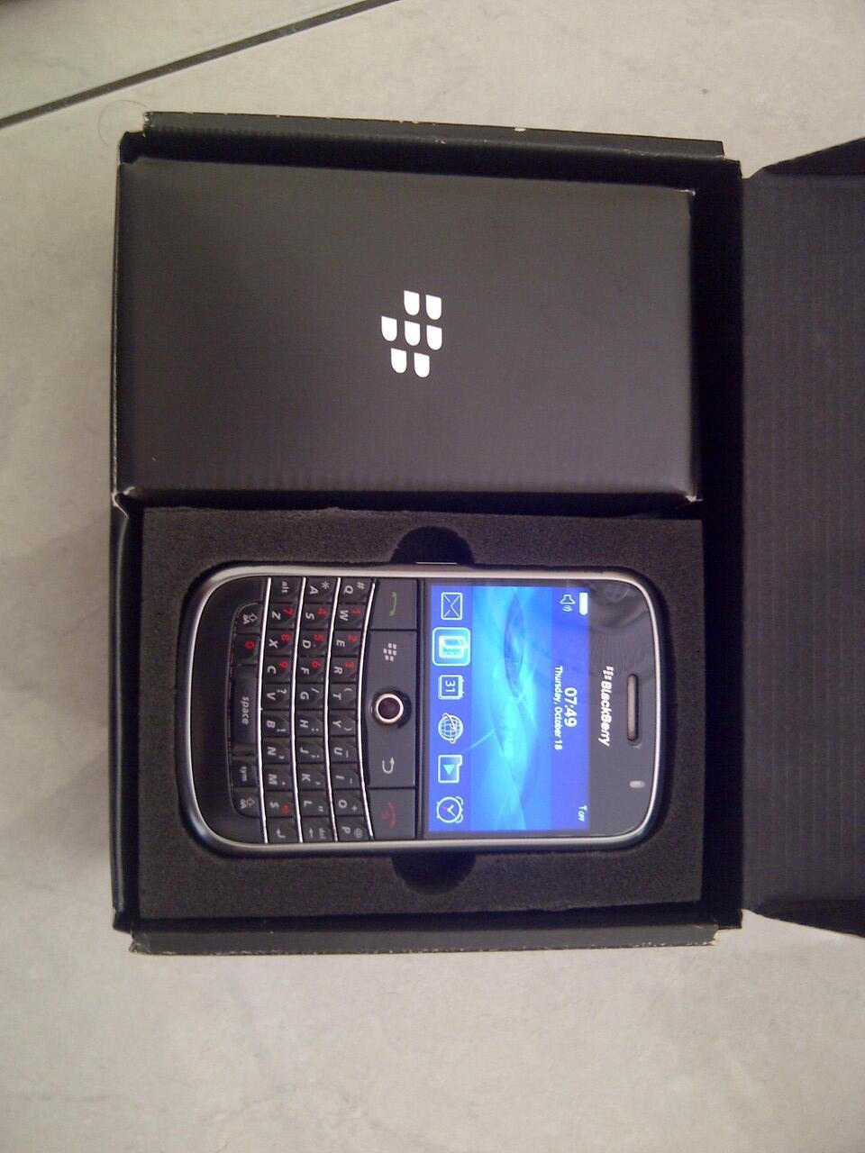 blackberry bold 9000 MULUS spt baru
