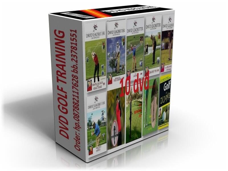 DVD Golf Training