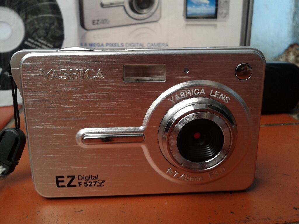 (JUAL) Kamera Pocket Merk Yashica 5Mp