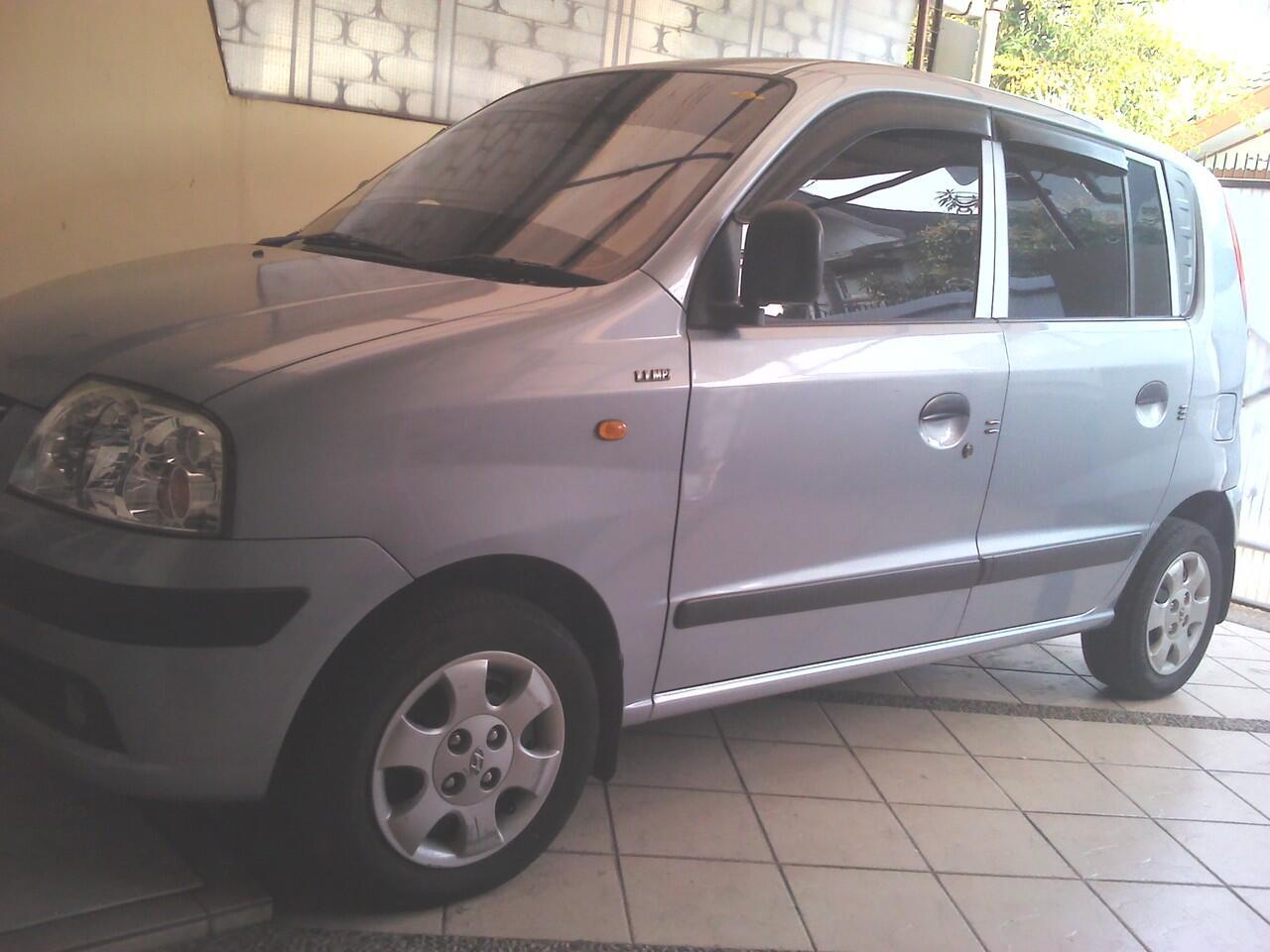 Dijual New Hyundai Atoz Manual 2006