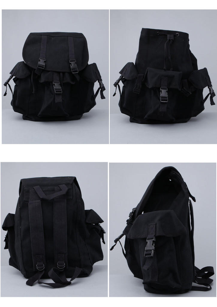 MURAH YANG PENTING LAKU : tas backpack MUJI & ARMY