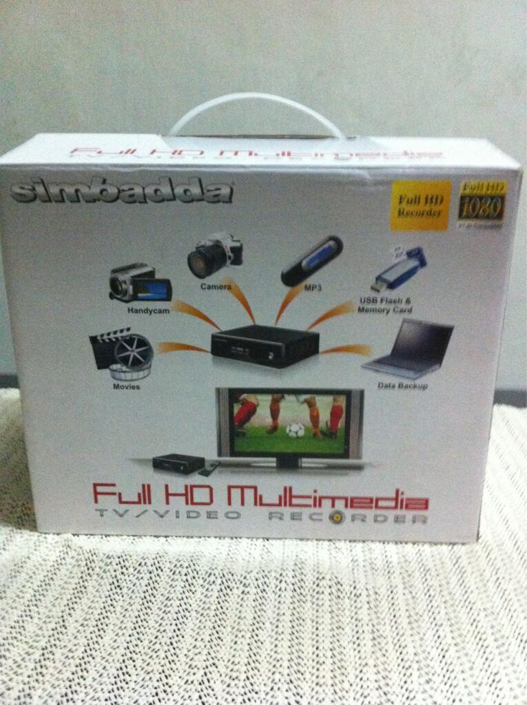 Jual barang super ok dan bagus Simbadda Full HD Multimedia