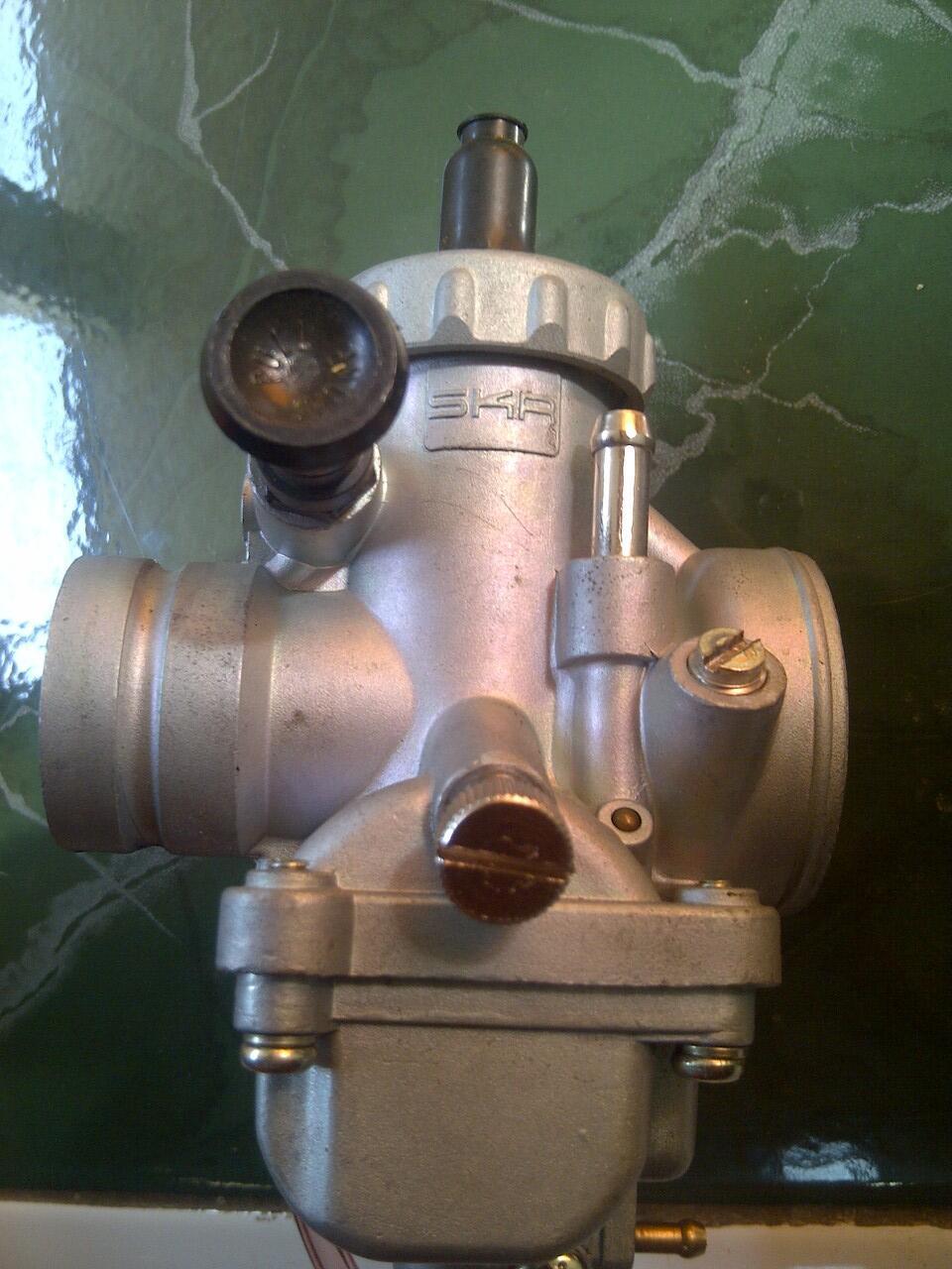 Karburator RX king merk SKR (dulu namanya lippo)
