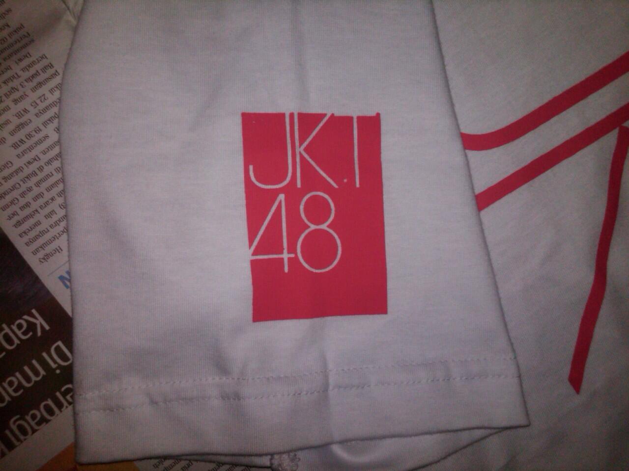 [Ready Stock] Kaos JKT48 Keren