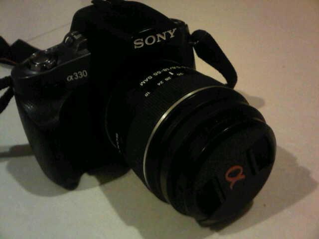 [WTS] Sony Alpha 330