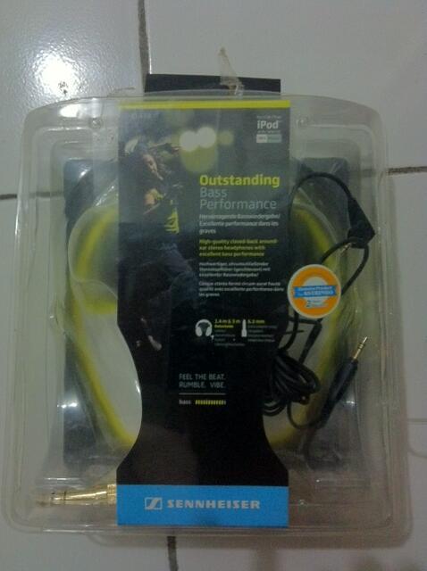 [SELL] Headphone SENNHEIZER HD 438
