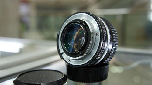 [KLIKcamera]Lensa Nikon 50mm 1:1.4 Ais(manual fokus)