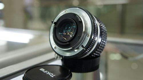 [KLIKcamera]Lensa Nikon 35mm 1:2.8 Ais(manual fokus)