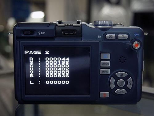 [KLIKcamera]olympus E-PL1(body)shutter count 900-an...