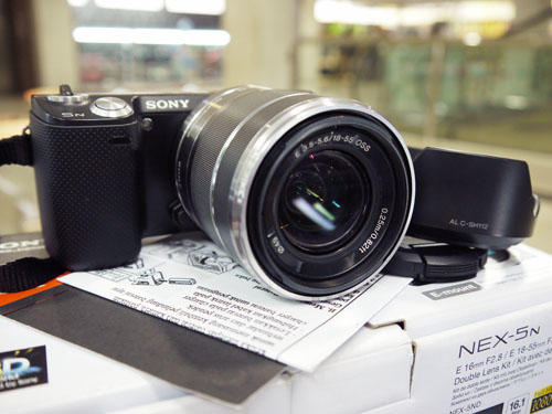 [KLIKcamera]Sony NEX-5N+ 18-55mm