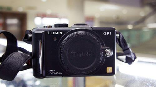 [KLIKcamera]Lumix GF-1(bodi) Black