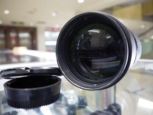 [KLIKcamera]Lensa Nikon 80-200 f/2.8 Gen I :: Murah !!
