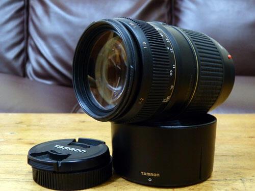 [KLIKcamera]Lensa Tamron for Sony AF 70-300mm f/4-5.6 Di LD Tele-Macro (1:2)