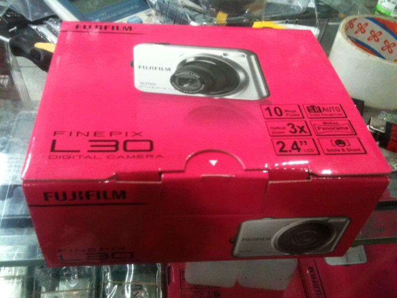 Kamera Fujifilm Finepix L30