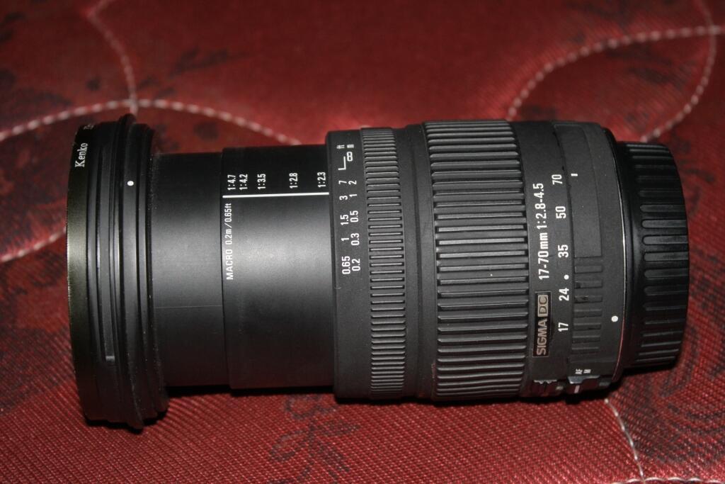 jual lensa sigma 17-70mm DC macro for canon