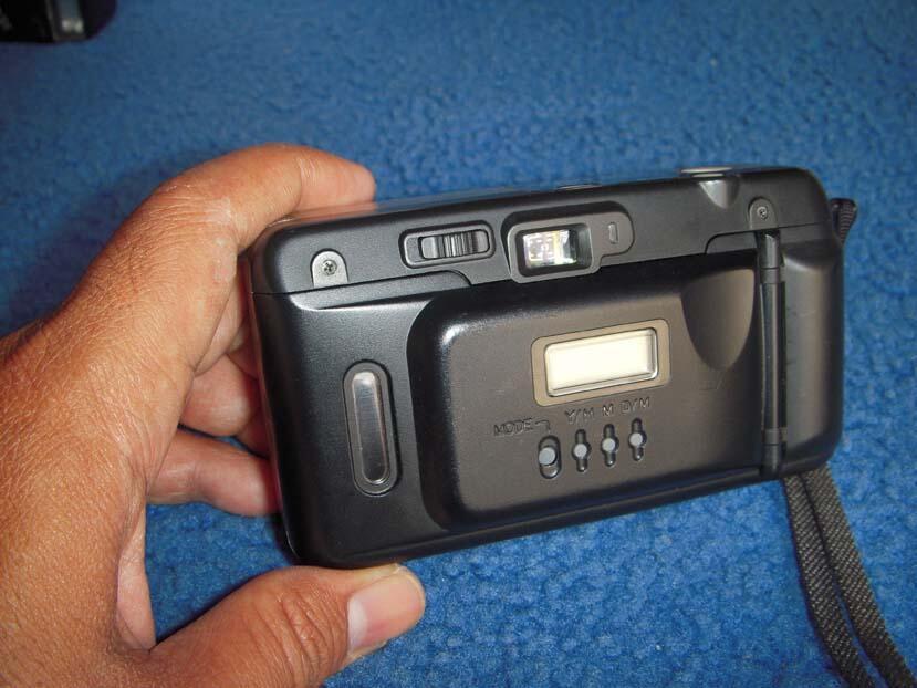 Kamera Semi Digital TOMA