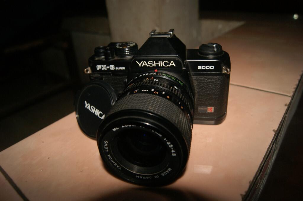 WTS Camera analog yashica super 2000 murah meriahh!