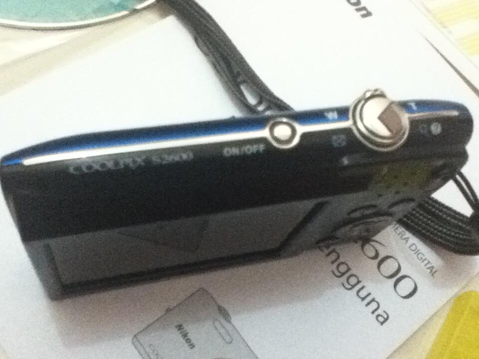 Jual Kamera Nikon Coolpix S2600 14MP Murah Mulus Lengkap Garansi 10 bulan, Mari Gan.