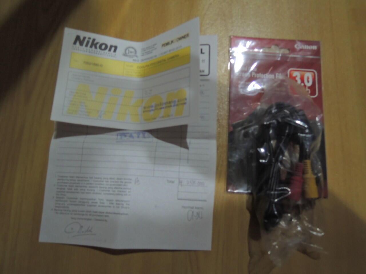 Jual Nikon Coolpix P310