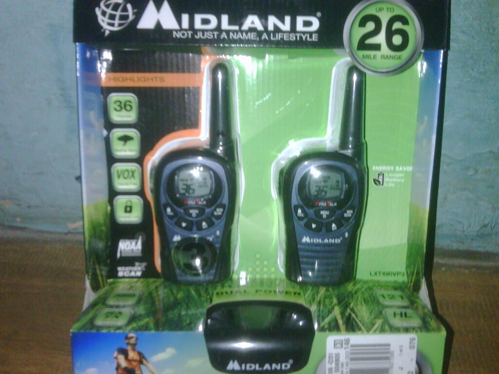 MIDLAND LXT490VP3