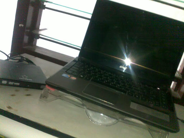 Dijual Laptop Gaming Acer Aspire® 4745G Intel Core i5. MURAH+NEGO!!