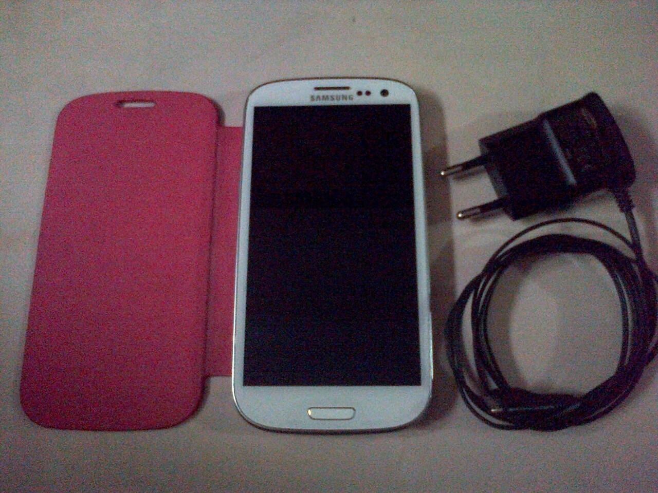 HP SAMSUNG GALAXY TAB.2 10.1 GT-P5100 WHITE 2ND MULUS..