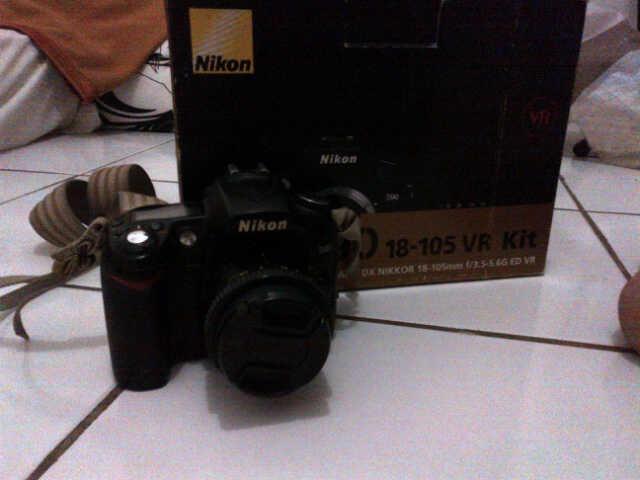 Kamera Nikon D90 Body Only