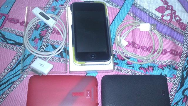 [WTS] IPOD TOUCH 2ND GEN 32 GB (COLLECTOR'S ITEM) FOR MUSIC LOVER VERY MINT CONDITION