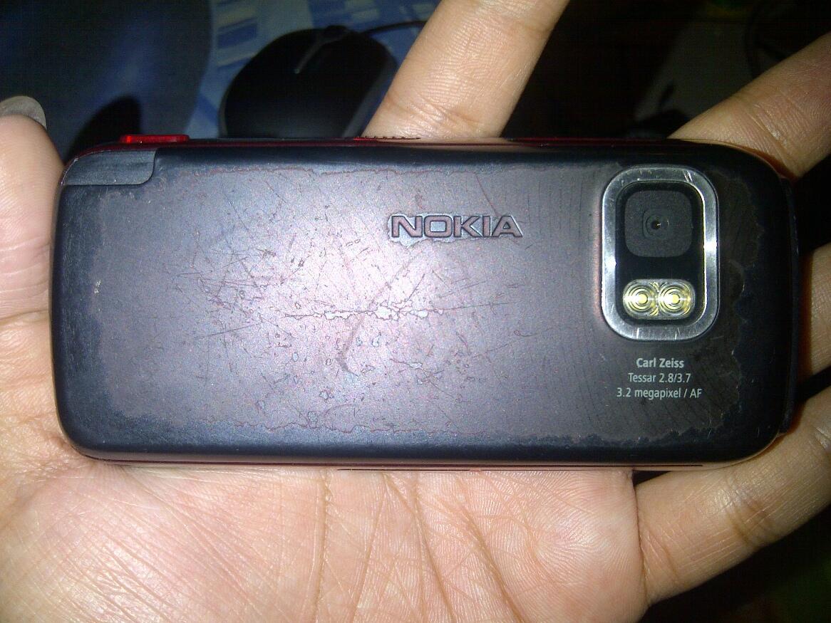Jual Nokia 5800 murah BEKASI