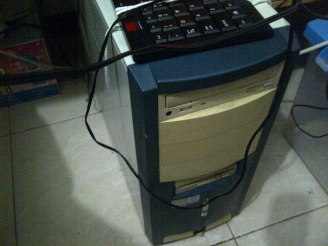 <WTS> CPU Pentium(R) 4 murah