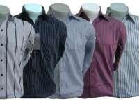 Mengerjakan dan menerima pesanan pakaian seperti kemeja kerja, seragam kantor, dll