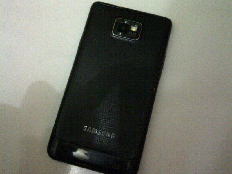 WTS Samsung Galaxy SII / GT-I9100 Bandung