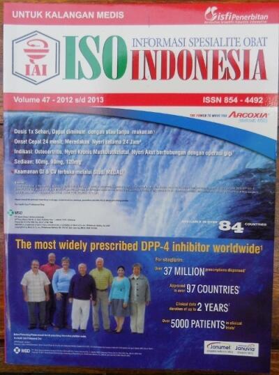ISO (Informasi Spesialite Obat) Indonesia
