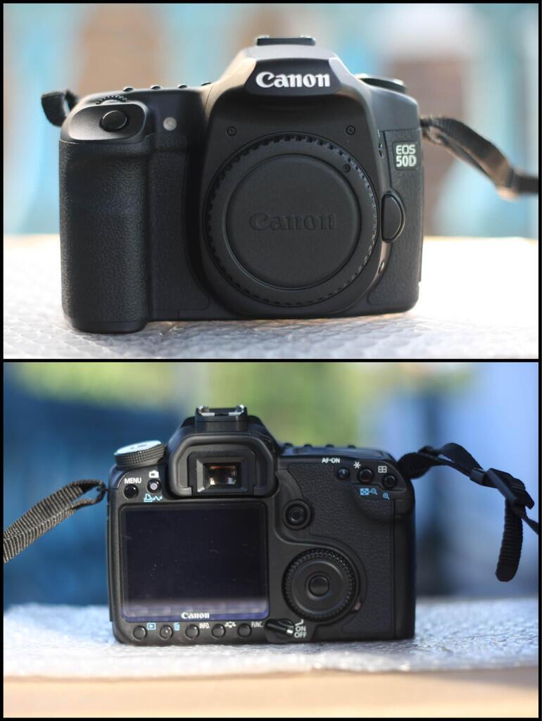 Canon 50D Jogja Yogya ++ Bonus + BG