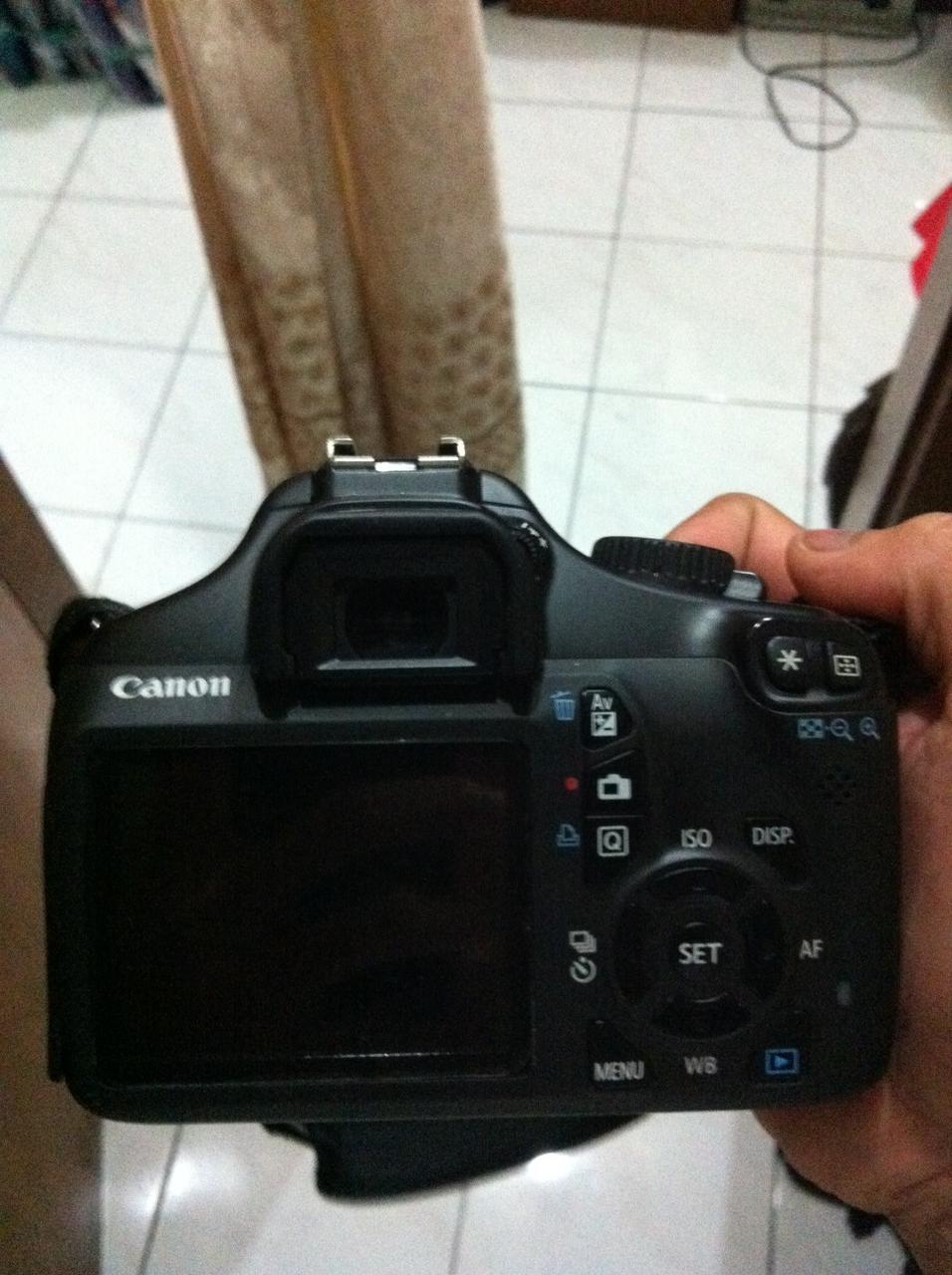 Body Camera Canon 1100D