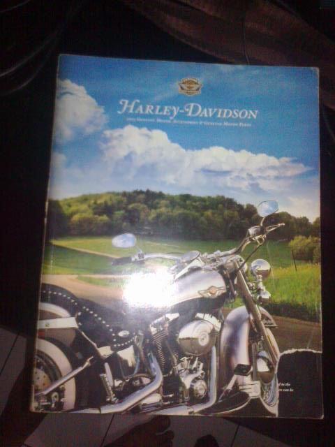 Harley Davidson Book 2003