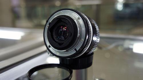 [KLIKcamera]Lensa Nikon Micro 55mm 1:3.5 (manual fokus)