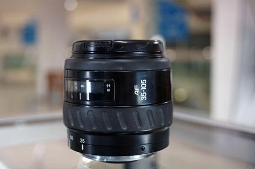 [KLIKcamera]Lensa Minolta AF 35-105mm/3.5-4.5 for Sony Alpha...