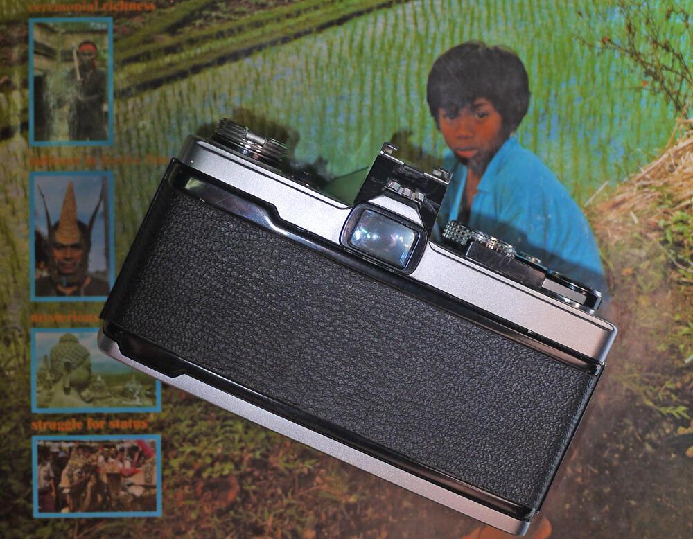 Jual Kamera Analog Olympus OM1 mulus