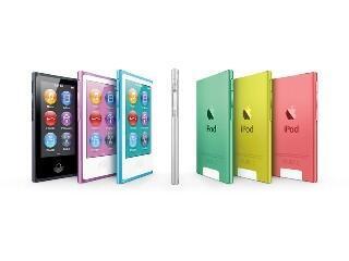 WTS: ipod nano terbaru 7th gen garansi resmi