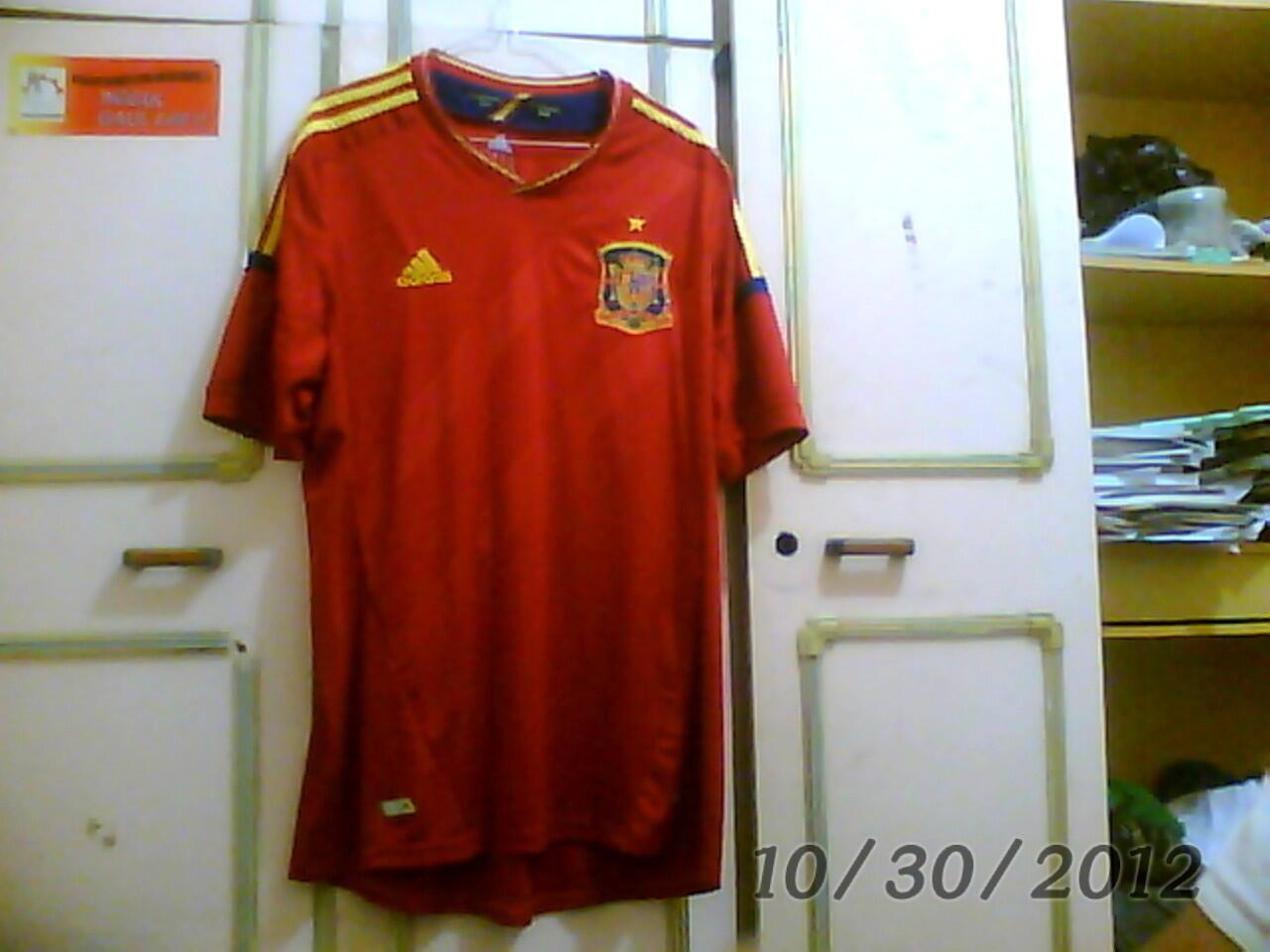 For Sale Jersey madrid, arsenal, paraguay (GARAGE SALE)