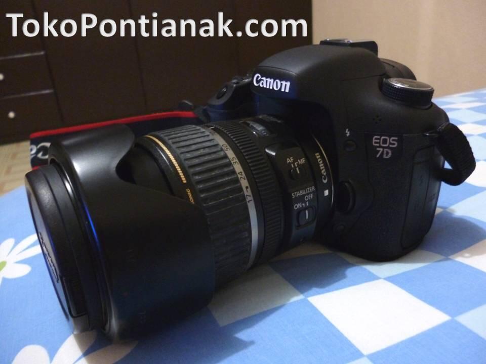 [WTS] Canon EOS 7D FullSet MULUS 100%