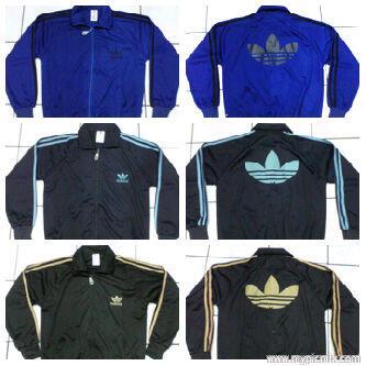 WTS Jaket adidas firebird, adidas vespa, adidas windbreaker, adidas hoodie (Bandung)