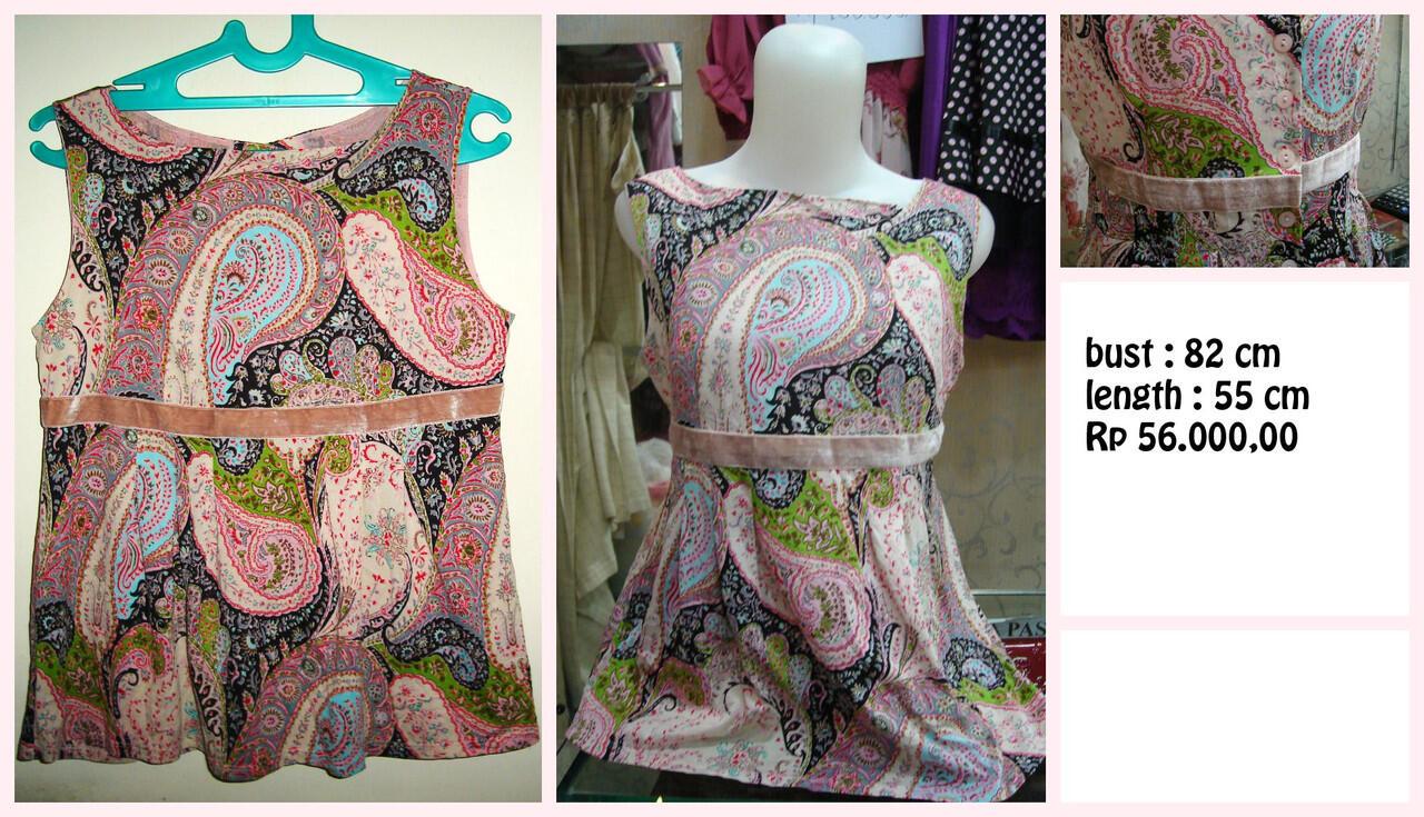 Jual Baju Fashion import dari butik2 luar negeri, murah, kualitas dijamin bagus!!
