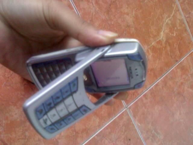 Terjual Hp Jadul Nokia 6820 Langka Unik Kaskus