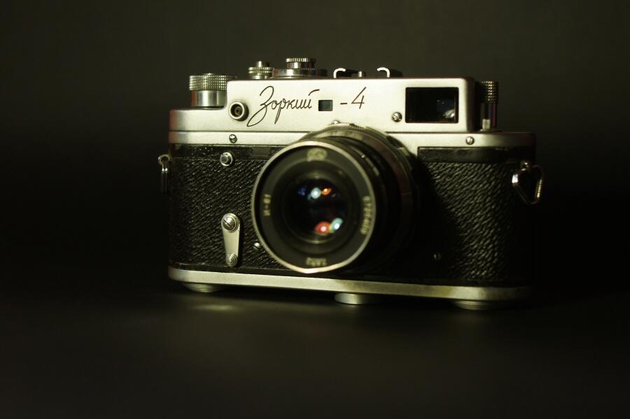 [WTS] Kamera Rangfinder Zorky 4
