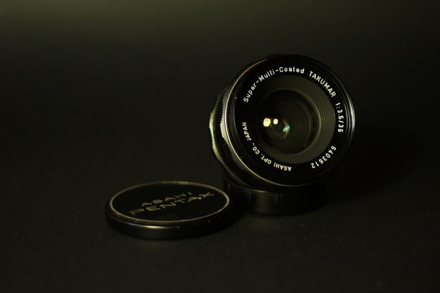 [WTS] Lensa manual Super-Multi-Coated Takumar 35mm f3.5