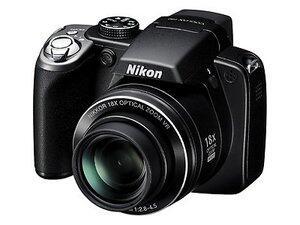2nd Nikon CoolPix P80