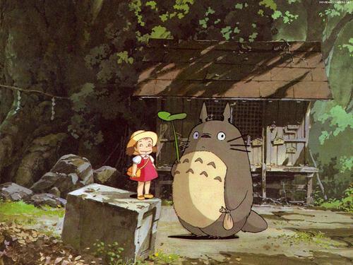 Jual boneka Totoro